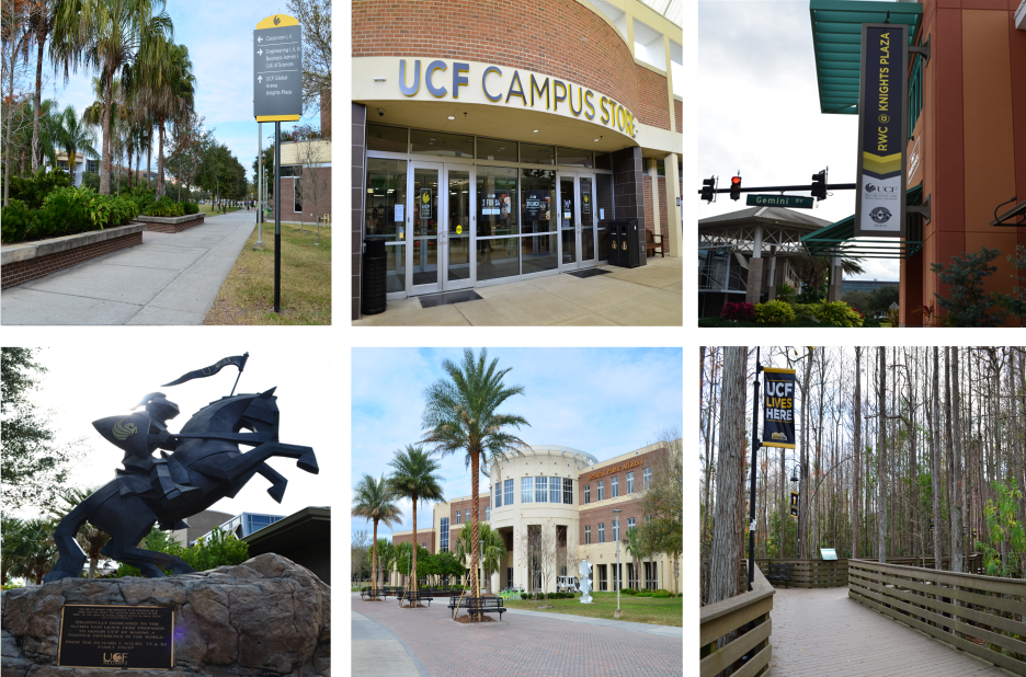 Photos from around UCF